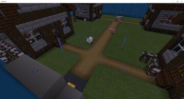 goat simulacraft Minecraft Map & Project