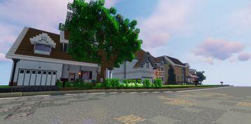 Blackwater Street | GTA Earth Parody Minecraft Map & Project