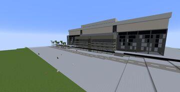Arena da Baixada Minecraft Map & Project