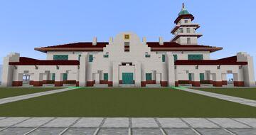 Tropico 6 High School Minecraft Map & Project