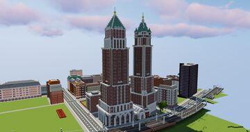 Namarai Trade Center Minecraft Map & Project