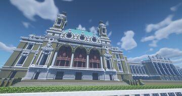 Monte Carlo Casino Recreation Minecraft Map & Project
