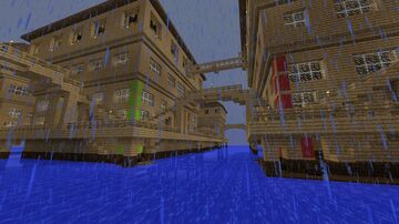 Orband FREE BUILD Minecraft Map & Project