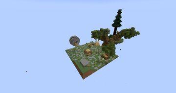 Mini island Minecraft Map & Project