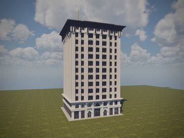 Bell Lofts Minecraft Map & Project