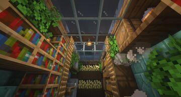 Minecraft underwater house Minecraft Map & Project
