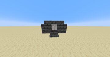 Self Destructing Bunker Example Minecraft Map & Project