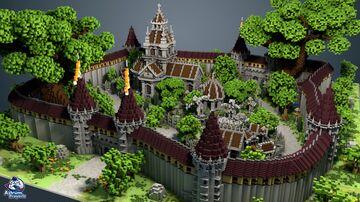 HCF Citadel - Medieval Theme Minecraft Map & Project