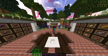 Texture Pack Review map 1.8 And 1.8.9 Minecraft Map & Project