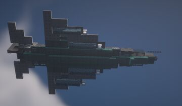 MiG-21 Fishbed - Supersonic Jet Fighter (1.5:1) Minecraft Map & Project