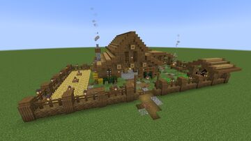 The Definitive Farmstead Minecraft Map & Project