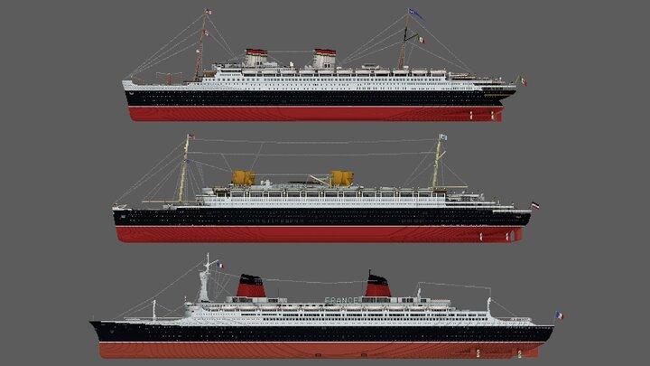 Superliner comparison