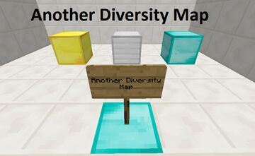 Another Diversity Map Minecraft Map & Project