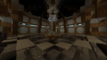 Type 40 TARDIS Minecraft Map & Project