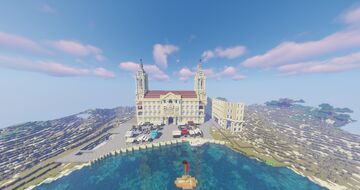 Spanish City Minecraft Map & Project