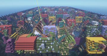 Kalgorath - The Abandoned City Minecraft Map & Project