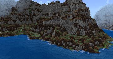 Alpine Valley - Bedrock Conversion Minecraft Map & Project