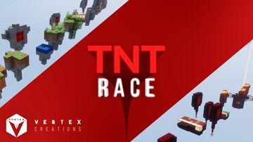TNT Race | Unique Parkour Map | 1.16.5 Minecraft Map & Project
