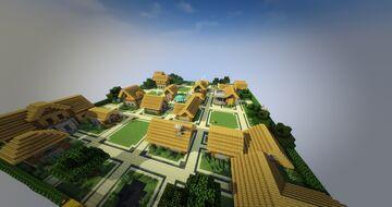 Farming Platform V5.1 Minecraft Map & Project