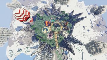 Gym Park Minecraft Map & Project