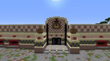 Freddy fazbear pizza (1987) Minecraft Map & Project