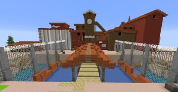 2Fort KitPvP 1.16.5 Minecraft Map & Project