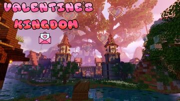Valentines Kingdom 💝 Minecraft Map & Project