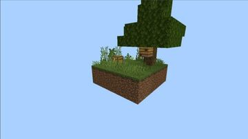 Skyblock CLASSIC Minecraft Map & Project