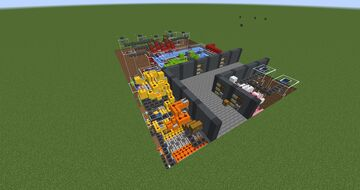 Banking and mail system Minecraft Map & Project