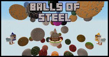 [1.16.5] Balls of Steel - BETA Minecraft Map & Project