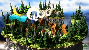 ⭐ EXCLUSIVE ⭐ Inside Mountins - AliensBuilds 🏔️ Minecraft Map & Project