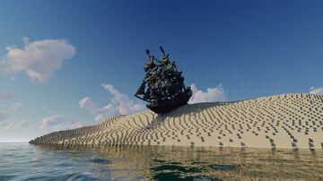 Davy Jones' Locker Minecraft Map & Project