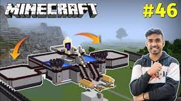 Techno Gamers Castel Minecraft Map & Project