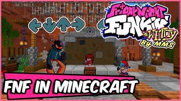 Friday Night Funkin' vs Whitty [1.16.5 Optifine] Minecraft Map & Project