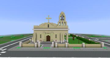 Tropico 5 Catholic Mission Minecraft Map & Project