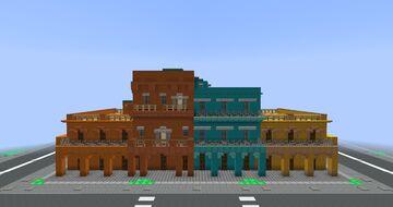 Tropico 6 Apartment Minecraft Map & Project