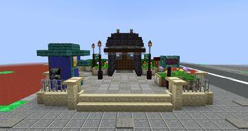 Tropico 6 Metro Station Minecraft Map & Project
