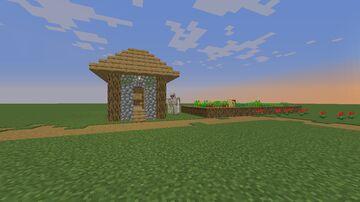 Aldea Remasterizada Minecraft Map & Project