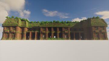 dirt hut Minecraft Map & Project