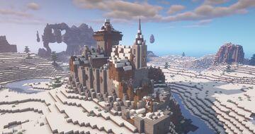 Greystone Keep Minecraft Map & Project
