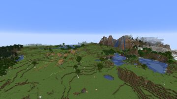 Epic Seed of Minecraft 1.17.1 Minecraft Map & Project