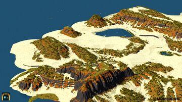 Laneriom - A Savanna-Desert World  (3k, Download, 1.12 & 1.16+, Java & Bedrock, Minecraft Survival World ) Minecraft Map & Project