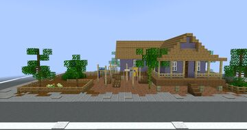 Tropico 6 Country House Minecraft Map & Project