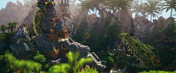 Tears Of Jungle Minecraft Map & Project