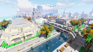 Havenhedge Minecraft Map & Project