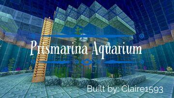 Prismarina Aquarium Minecraft Map & Project