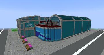 Tropico 5 Dolphinarium Minecraft Map & Project