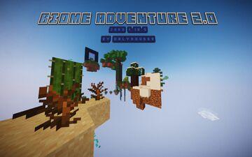 Biome Adventure .2.0 Minecraft Map & Project