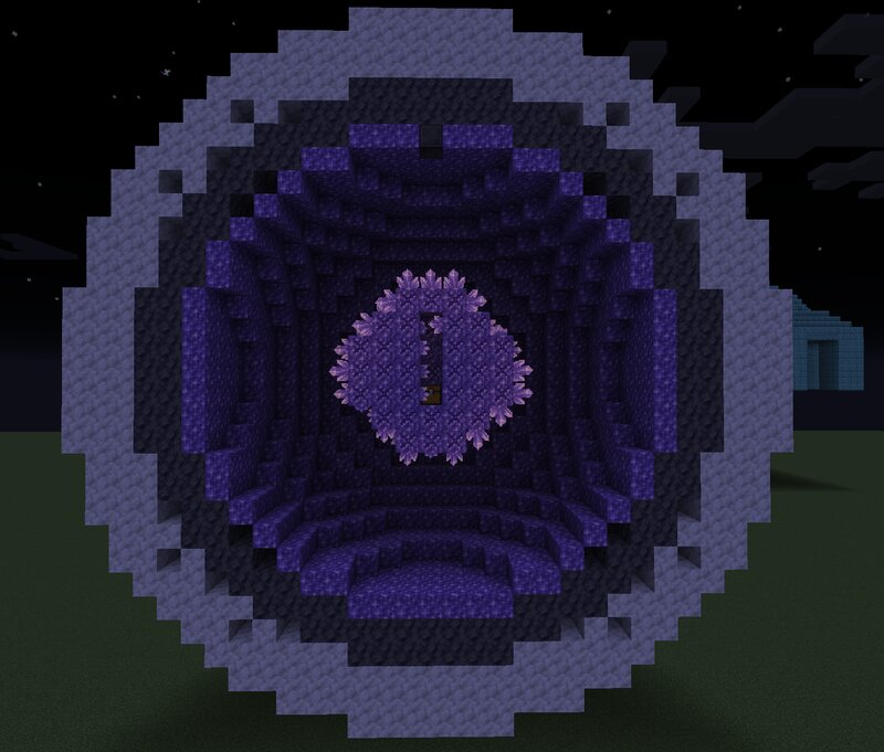 Giant Geode (With chest for loot)