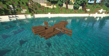 Small Canoe Minecraft Map & Project